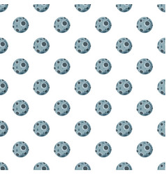 full moon pattern vector image