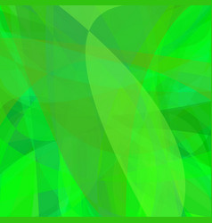 Green abstract motion background - graphic design vector