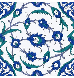 Traditional arabic ornament seamless vector image