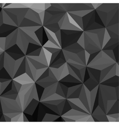 Black triangle abstract background vector