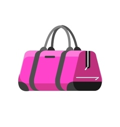 Color Sale Bag vector image