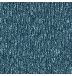 Seamless pattern crumpled blue denim vector