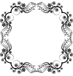 Frame ornaments vector