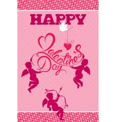 angel card 3 380 vector image vector image