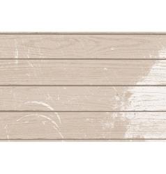 Wooden beige texture vector