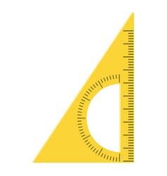 Angle icon cartoon style vector