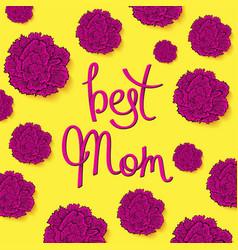 Best mom vector