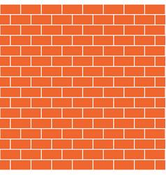 brick wall seamless patterns vector image