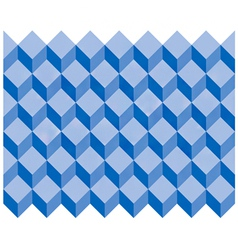 square pattern vector image
