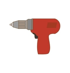 Drill tool construction vector