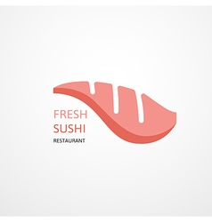 Food logo concept vector