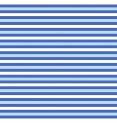 Abstract Seamless Horizontal striped pattern vector image