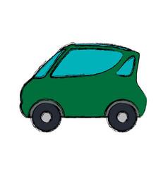 Car vehicule draw vector