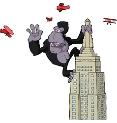 King kong vector