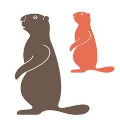 Marmot vector