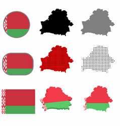 Belarus country vector