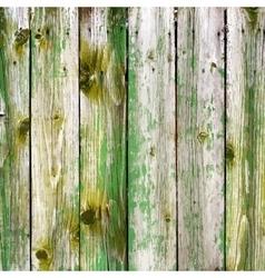 Rural Wooden Planks vector image