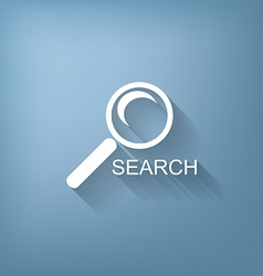 Magnifier search vector