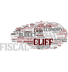 fishing word cloud concept vector image