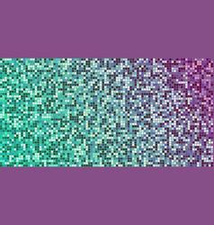 Horizontal gradient color disco matrix background vector