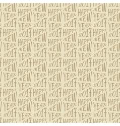 New Year Bakcground vector image vector image