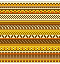 Ethnic pattern seamless background vector