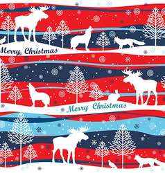 Merry christmas background vector