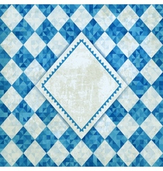 Oktoberfest retro background vector