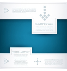 design element for business vector image