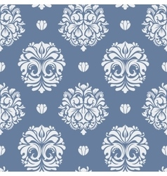 Victorian baroque background vector