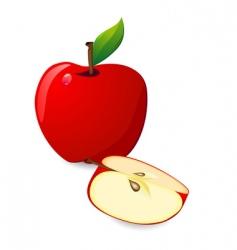 Apple illustration vector