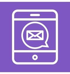 Text message i vector