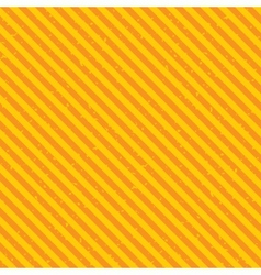 Diagonal lines orange pattern Seamless texture vector image