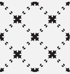 seamless pattern modern decorative design vector image vector image