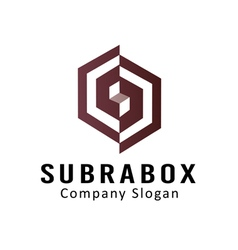 Suprabox design vector