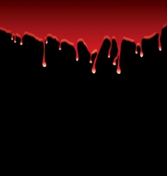 Blood drips vector