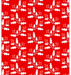 Christmas geometric seamless pattern vector