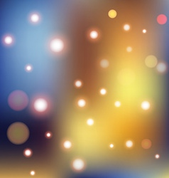 Blur abstract geometry background with shiny vector