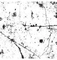 Distress Damaged Texture vector image vector image
