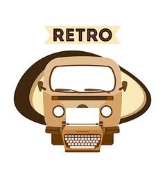 Retro lifestyle vector