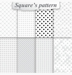 Texture square pattern vector