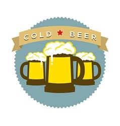 Beer vector