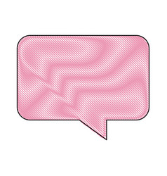 Bubble speech talk chat message communication vector