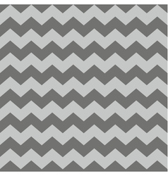 Zig zag chevron brown tile pattern vector