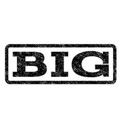 Big watermark stamp vector