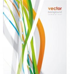 Contemporary background design vector