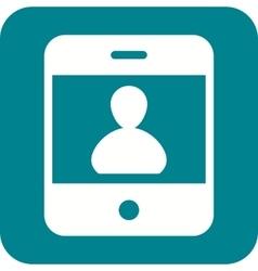 Online contact vector