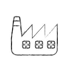 Factory industrial business vector
