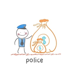 Police vector