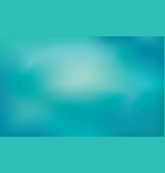 Blurred blue background underwater summer holiday vector